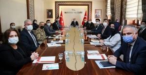 Bayburt'ta Kadına Yönelik Şiddetle Mücadele Koordinasyon Toplantısı