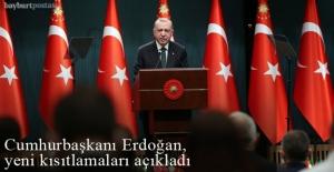 """Cumhurbaşkanı Erdoğan: """"İki haftada iyileşmezse olmazsa daha sert uygulamalar gelecek"""""""