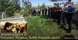 Abdulkadir Nişancı, vefatının 2. yılında kabri başında anıldı