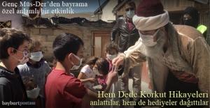 'Müs-der Genç İyilik Ekibi'nden anlamlı bir etkinlik