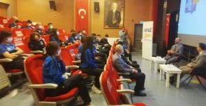 Rektör Türkmen, AFAD'ın Söyleşisine Konuk Oldu