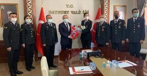 Jandarma Teşkilatı 182. Kuruluş Yıl Dönümünü Kutluyor