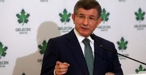 Gelecek Partisi Genel Başkanı Davutoğlu,...