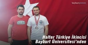 Halter Türkiye İkincisi Bayburt Üniversitesi'nden
