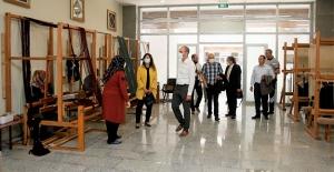 Bayburt Üniversitesi Üst Yönetimi, Bâbertî Külliyesinde İncelemelerde Bulundu