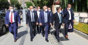 Doğu Karadeniz Belediyeler Birliği Bayburt'ta toplandı
