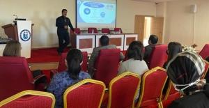 Bayburt Üniversitesi'nde TÜBİTAK Bilgilendirme toplantıları