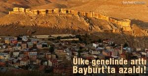 Konut satışları ülke genelinde arttı, Bayburt'ta azaldı!
