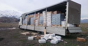 277 bin 380 paket kaçak sigara yakalandı