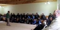 4 köyde arıcılık kursu