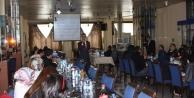 56 köy okuluna malzeme desteği