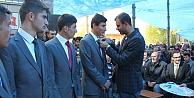8 öğrenci için icazet töreni yapıldı
