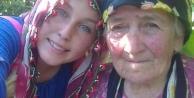 95 yaşındaki Fatma nine gençlerle yarışıyor