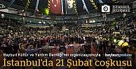 97. Yılında İstanbul'da büyük coşku