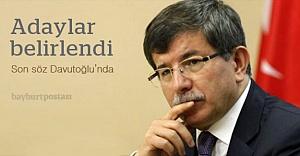 AK Parti, adaylarını belirledi