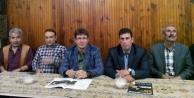 AK Parti Aydıntepe teşkilatı sil baştan