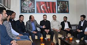 AK Parti Demirözü ilçesinden start verdi