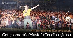 AK Parti'den Mustafa Ceceli konseri
