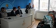 AK Parti'ye ilk resmi başvuru