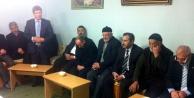 AK Parti teşkilatı köylerde