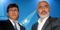 AK Parti'de devir teslim