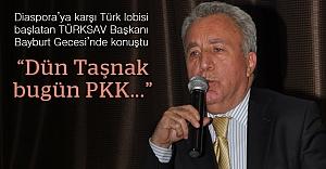 """Akengin: """"Dün Taşnak, bugün PKK"""""""