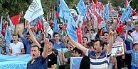 Anadolu Gençlik'ten 'Ümmet Yürüyüşü'