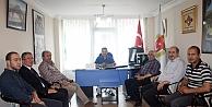 Atalay'dan Bayburt Gazeteciler Cemiyeti'ne ziyaret