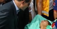 Azerbaycan - Ermenistan çatışmasında yaralanan 3 asker Türkiye'ye getirildi