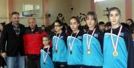 Badminton'da çifte başarı