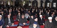 Bağcılar, şehitler için Kur'an okudu, dua etti