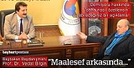 Başbakan Başdanışmanı Bilgin'den flaş demiryolu açıklaması!