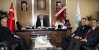 Başkan Memiş'e 'hayırlı olsun' ziyareti