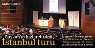 Başkan Memiş'in İstanbul ziyaretleri sürüyor