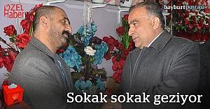 """""""Bayburt'ta CHP rüzgarı esecek"""""""
