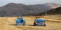 Bayburt tarımına yeni teknik