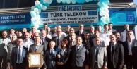 Bayburt Telekom yine birinci