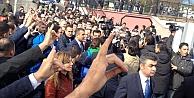 Bayburt Ülkü Ocakları, Bahçeli için Tunceli'deydi