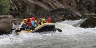 Bayburt UMKE'den rafting eğitimi