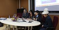 Bayburt Üniversitesi Kırgız akademisyenleri ağırladı