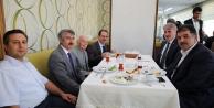 Bayburt Üniversitesi, protokol üyelerini ağırladı