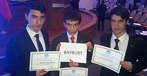 Bayburtlu ülkücüler Türkiye finallerinde