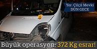 Bayburt'ta büyük operasyon: Tam 372 kilo esrar!