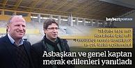 Bayburt'ta Fenerbahçe seferberliği!