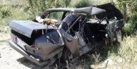 Bayburt'ta kaza: 2'si ağır 5 yaralı!