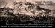 Bayburt'tan çıktığımız gün: Temmuz 1916