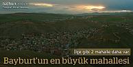 Bayburt'un en büyük mahallesi