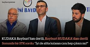 "BAYDER: ""Bayburt, KUDAKA'nın yetim çocuğu"""