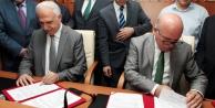 Belediye ve üniversite arasında işbirliği protokolü
