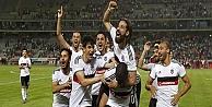 Beşiktaş'tan tarihi zafer!